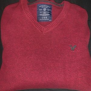 Men's American Eagle Outfitters V-Neck Sweater
